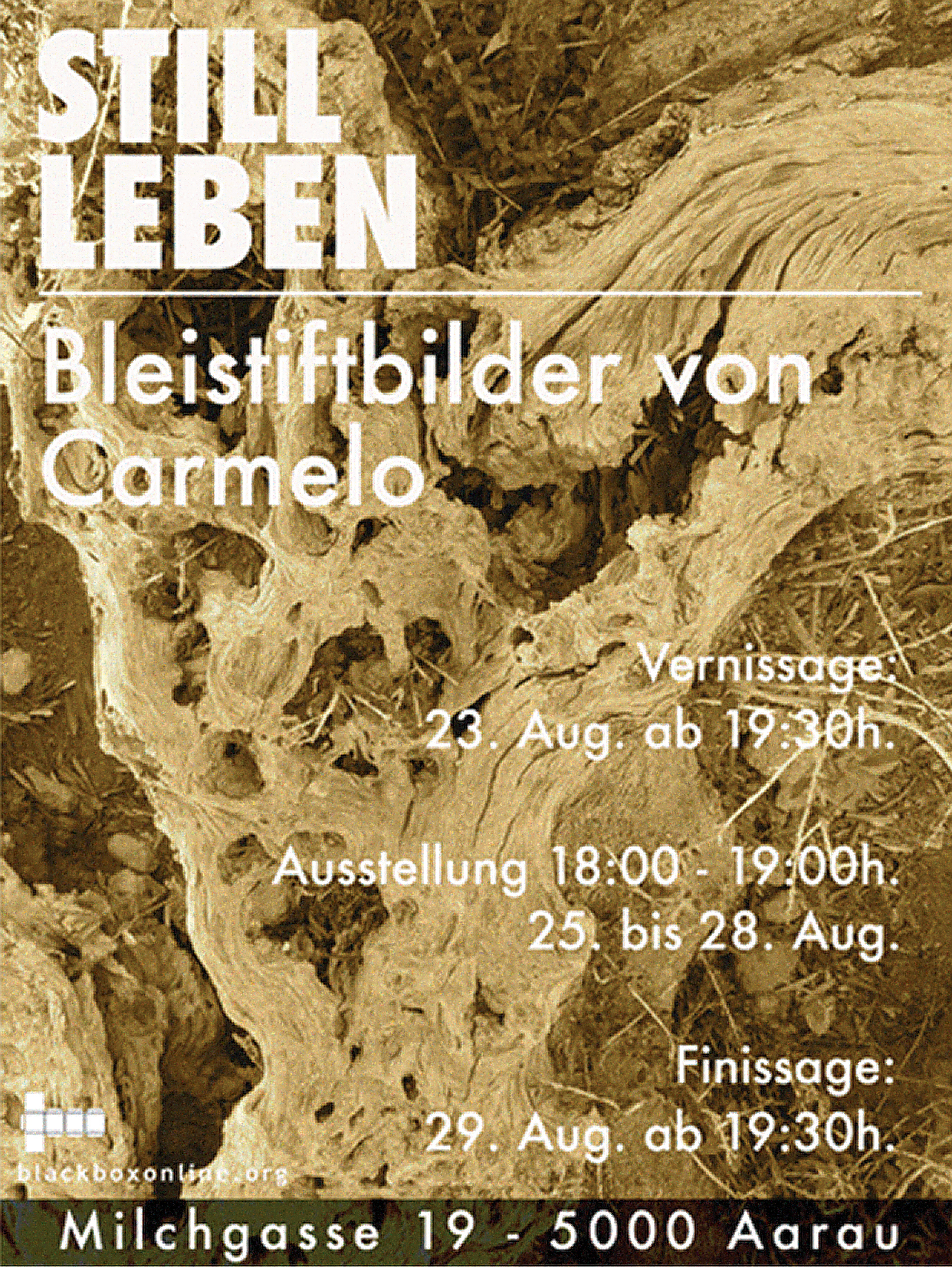 flyer stillleben